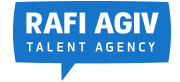RAFI AGIV TALENT AGENCY